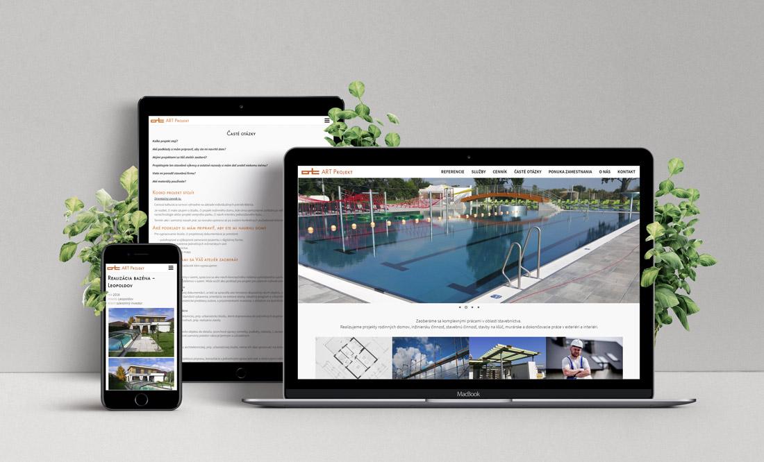 ART Projekt - web